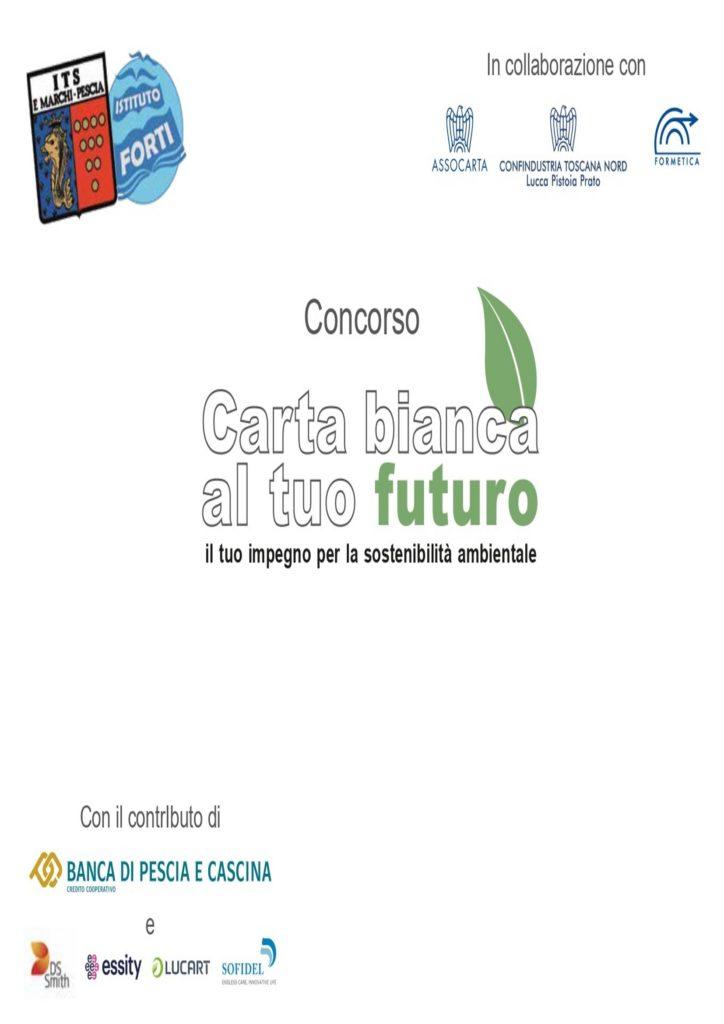 Concorso Cartabianca al tuo futuro