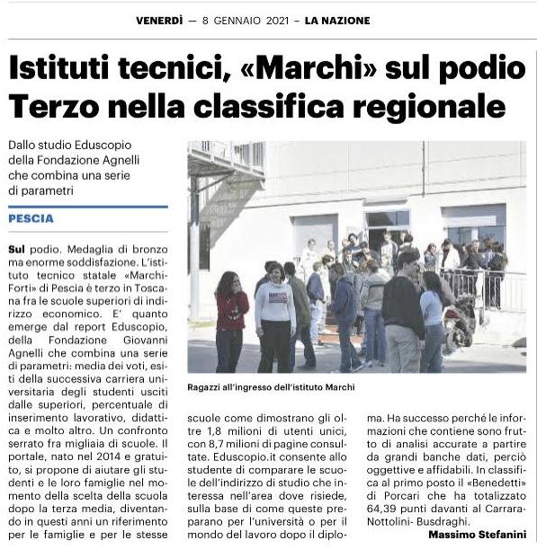 Istituto Marchi Forti sul Podio