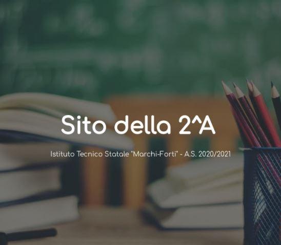 Sito della 2A