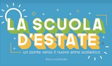 """Piano Scuola Estate 2021 """"Marchi - Forti"""""""